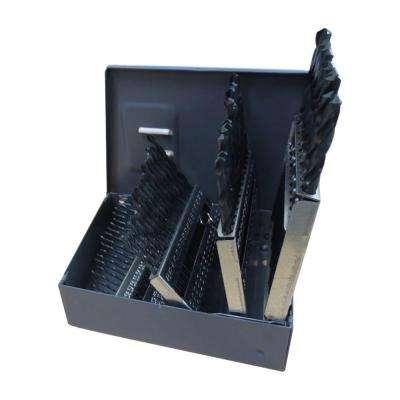 Industrial Grade Cobalt Drill Bit Set (60-Piece)