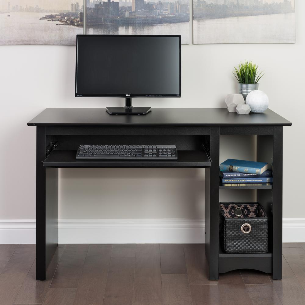 Prepac Black Desk
