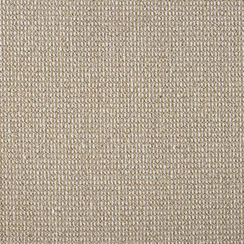 Sand Harbor Ivory/Plains Custom Rug with Pad