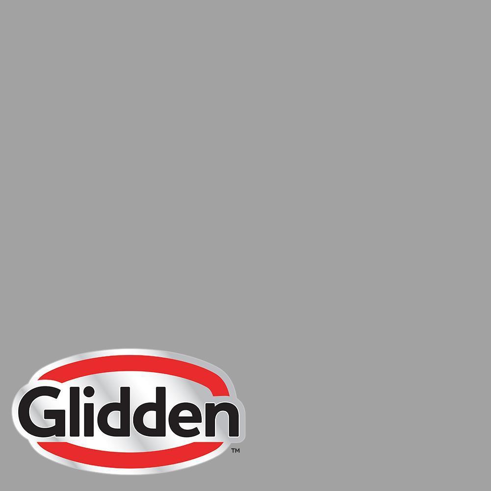 5 gal. #HDGCN63 Granite Grey Flat Exterior Paint