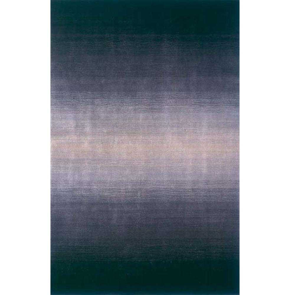 Momeni City Life Collection Midnight 3 ft. 3 in. x 5 ft. 3 in. Indoor Area Rug