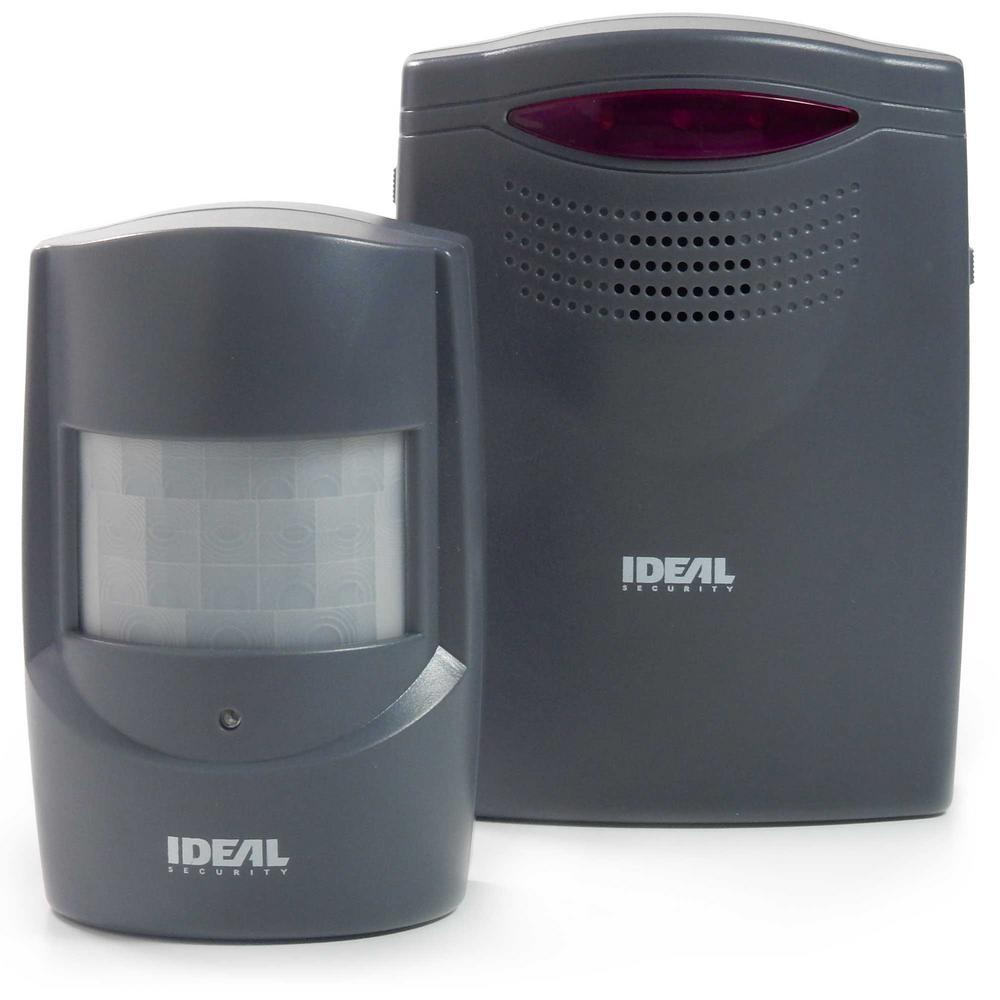 Wireless Expandable Motion Sensor Alarm and Alert