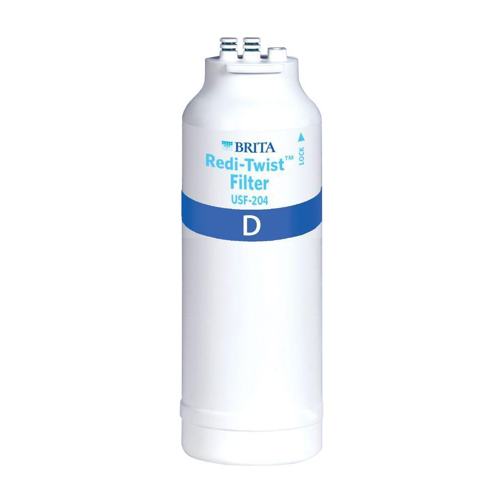Redi-Twist Microbiological Filter Cartridge