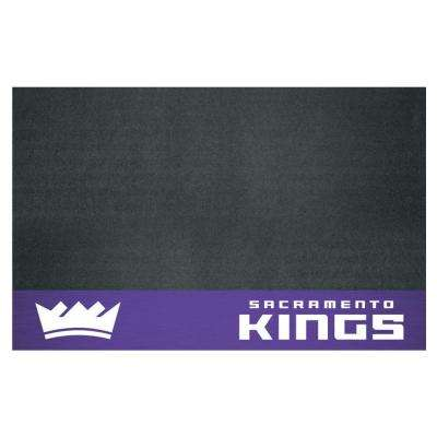 Sacramento Kings 26 in. x 42 in. Grill Mat