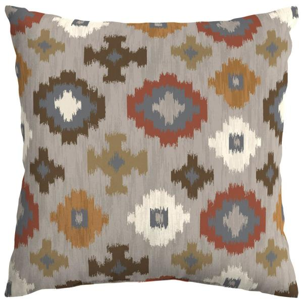 Manistree Moonrock Square Outdoor Throw Pillow (2-Pack)