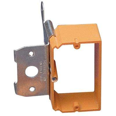 1-Gang Adjustable Low Voltage Bracket (Case of 24)
