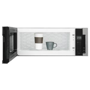 So Sku 1003091919 9 Whirlpool 1 Cu Ft Over The Range Low Profile Microwave Hood