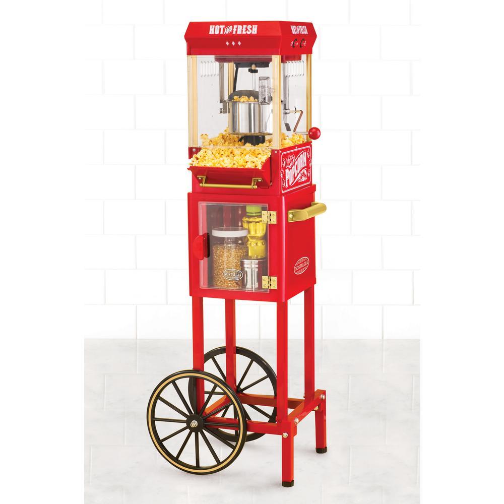 Nostalgia 48 in. Vintage Collection Popcorn Maker