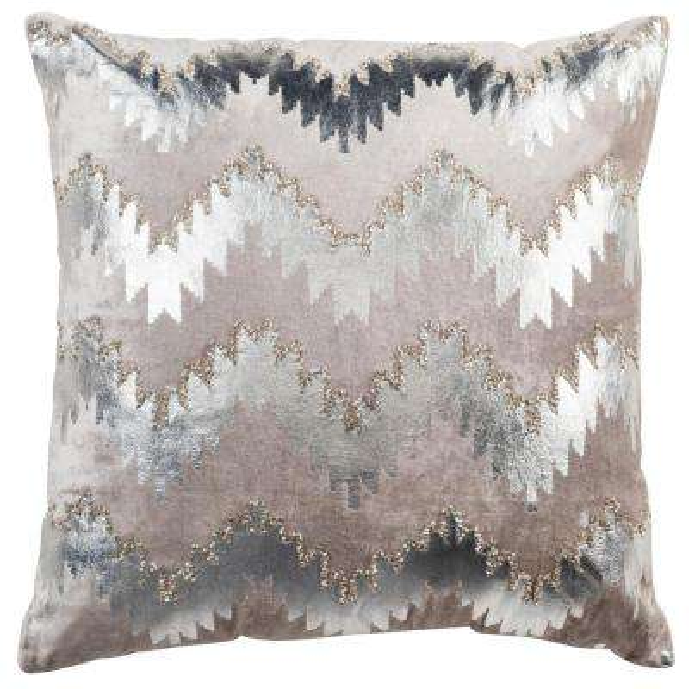 Sophia Flamestitch Pillow