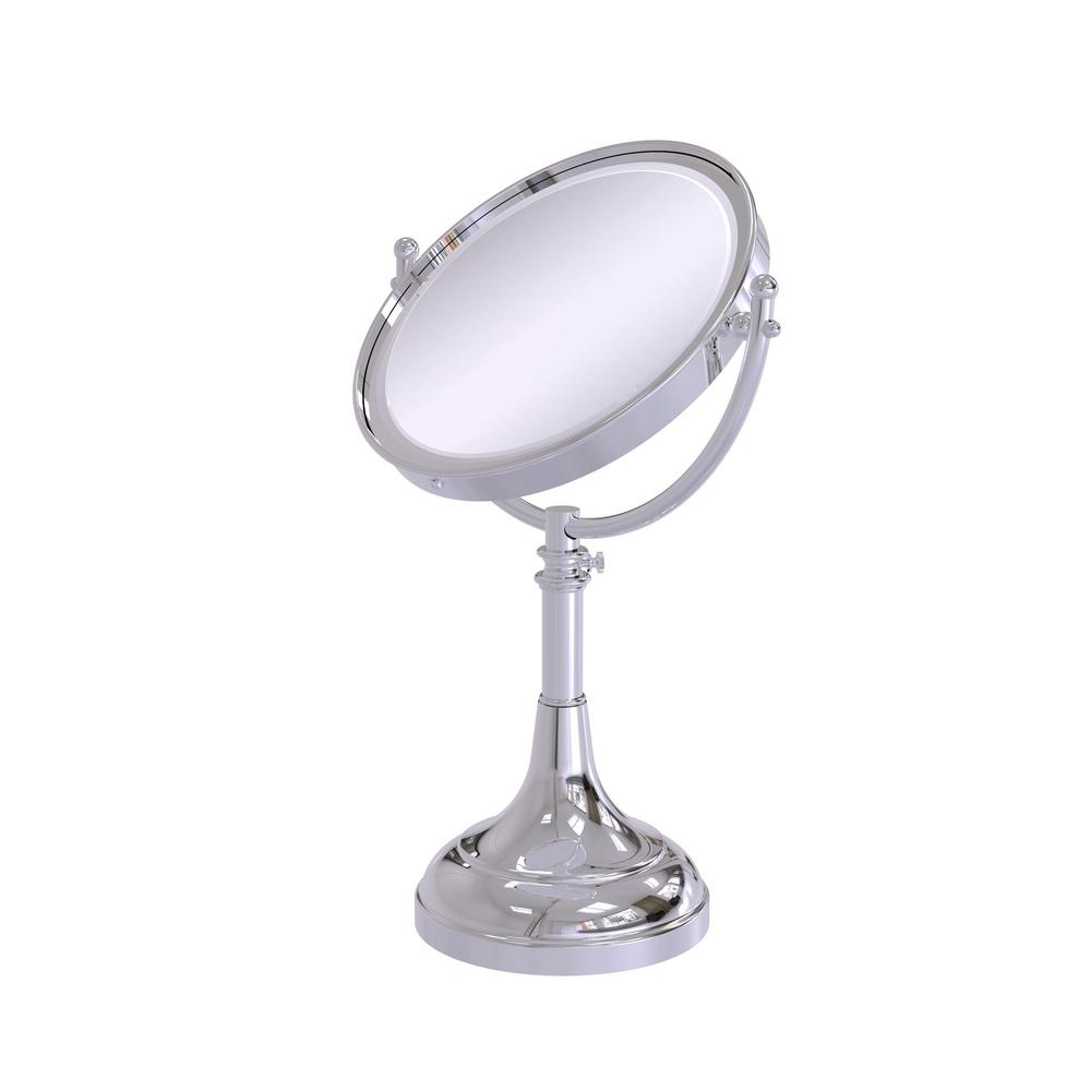 Allied Brass 23 In X 8 Vanity Top Make Up Mirror 5x