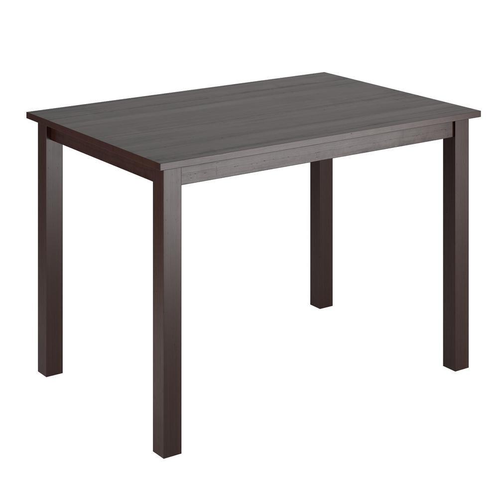 Atwood Cappuccino Stained Dining Table