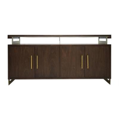 Duette Rich Nut Brown Cabinet