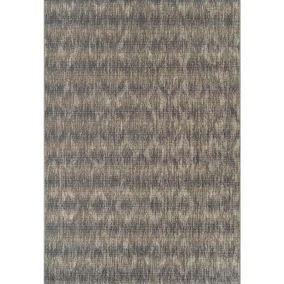 TUCSON 6 ASH 8 FT. 2 IN. X 10 FT.  AREA RUG