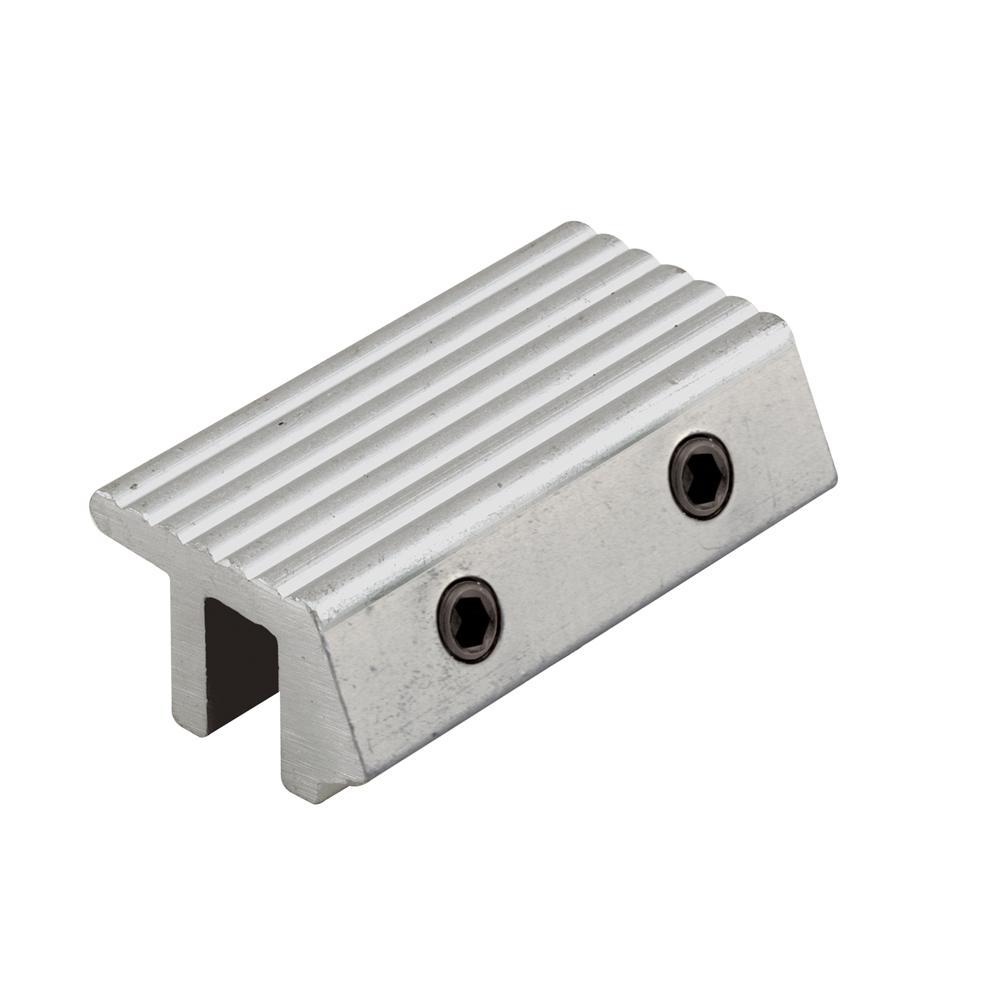 Aluminum Sliding Door Lock with Double Hex Screw