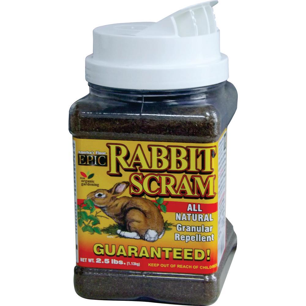 2.5 lbs. Rabbit Repellent Granular Shaker