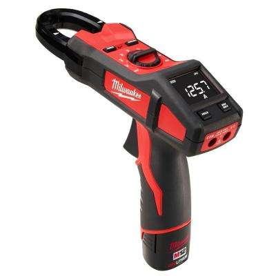 M12 12-Volt Lithium-Ion Cordless Clamp Gun (Tool-Only)