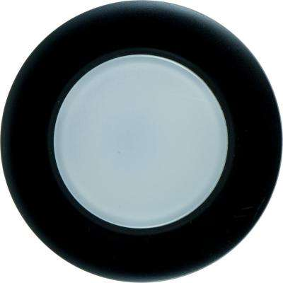 Enbrighten LED Black Puck Lights 3-Pack