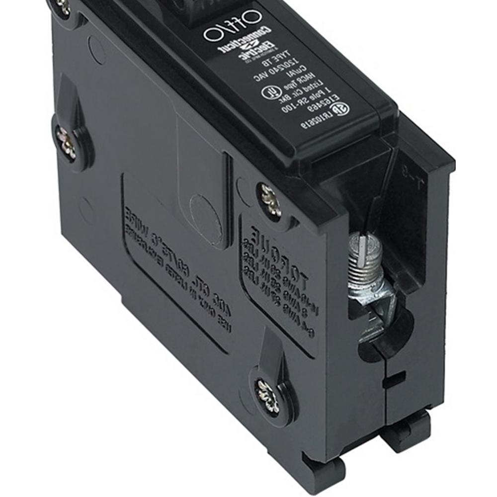 Thomas /& Betts Tb Circuit Breaker Tb120Tb 1 Pole 20 Amp
