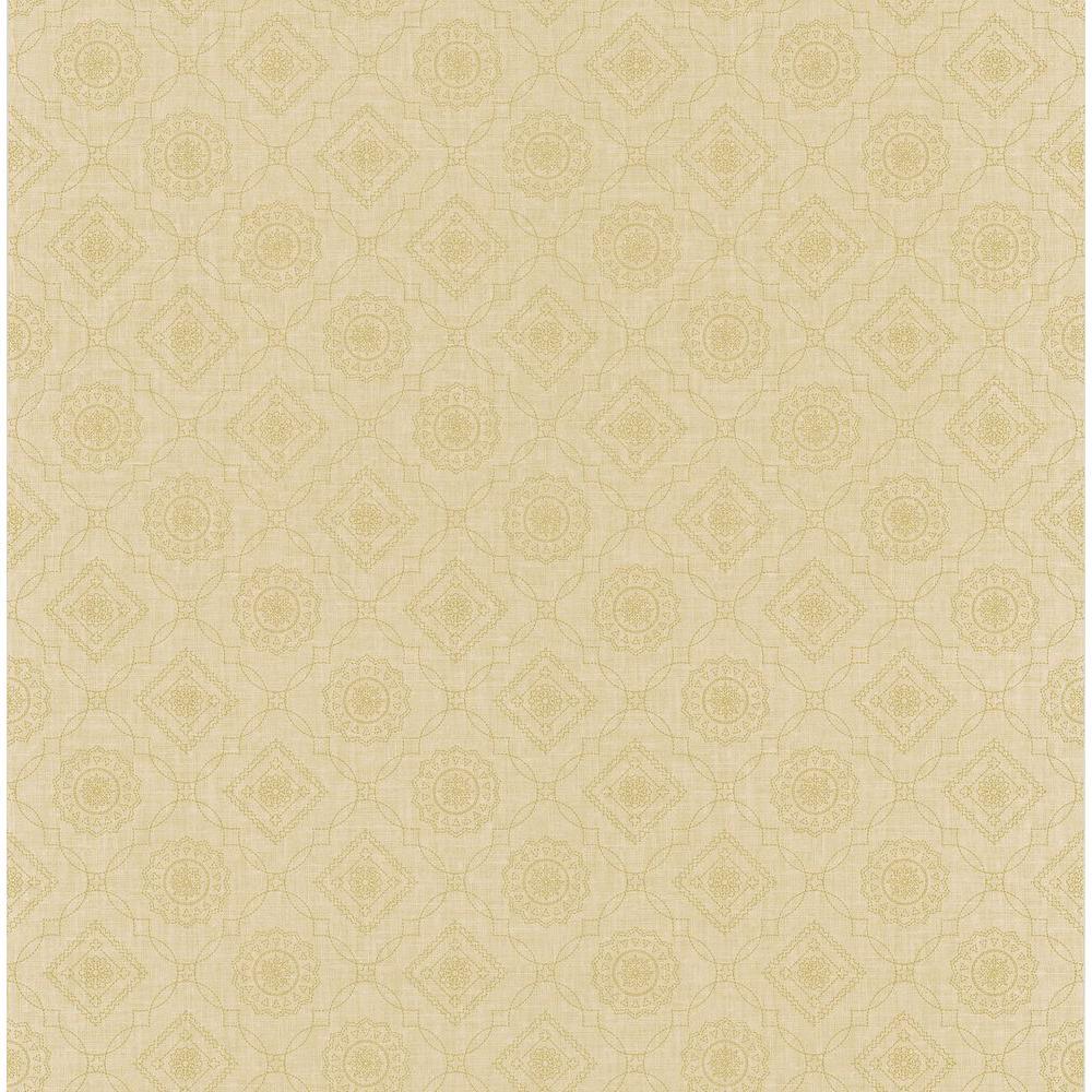 Brewster Bandana Print Wallpaper