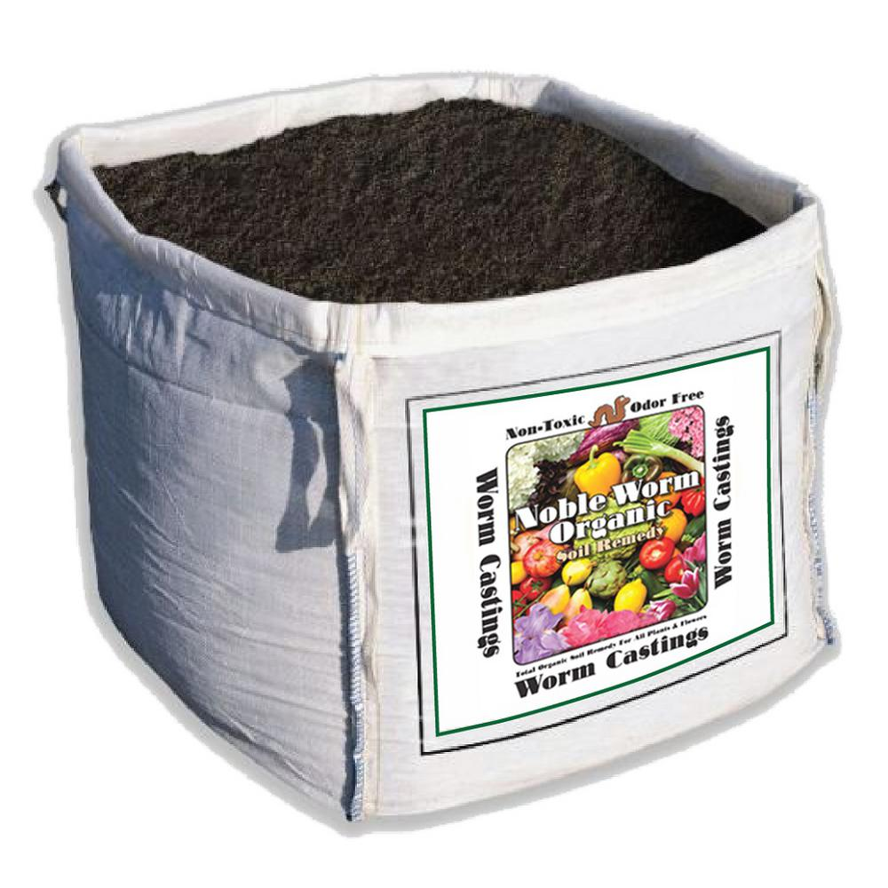 how to use worm castings in potted plants