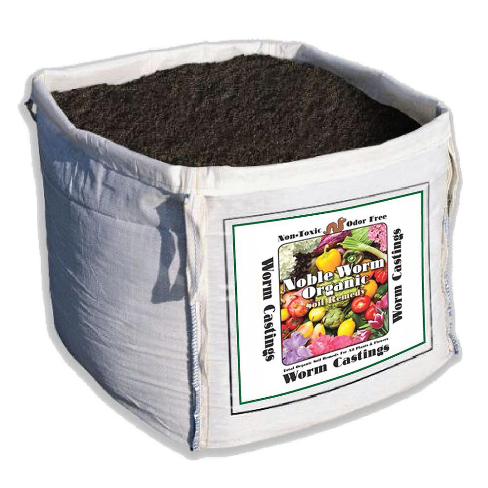 2 cu. yds. / 1800 lbs. Organic Worm Casting Soil