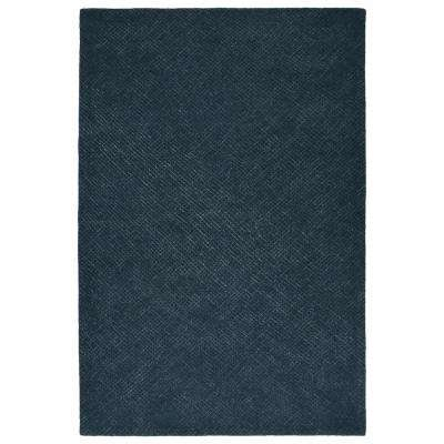 Textura Denim 9 ft. x 12 ft. Area Rug