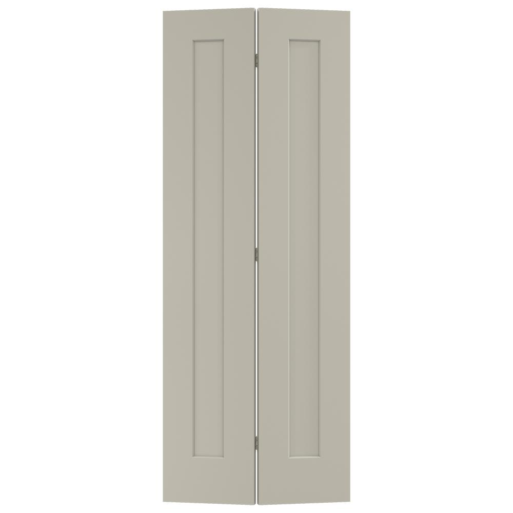 30 in. x 80 in. Madison Desert Sand Painted Smooth Molded