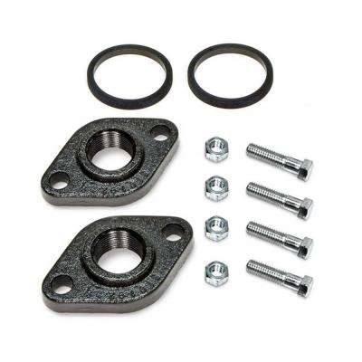 3/4 in. NPT Cast Iron Circulator Pump Flanges (2-Pack)