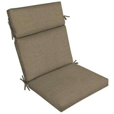 Sandstone Leala Texture Outdoor Dining Chair Cushion