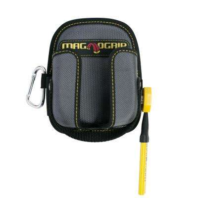 Tape Measure Pouch with Quick Snap Magnetic Pencil Holder