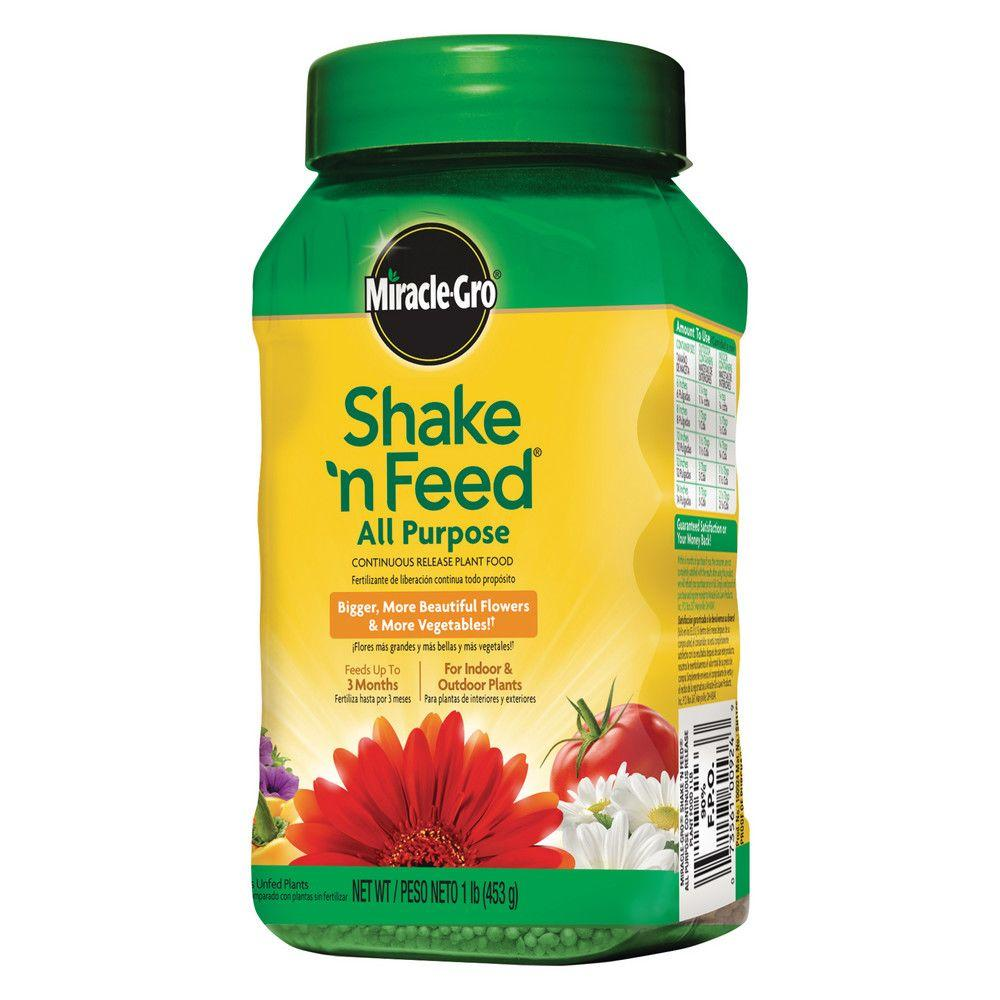 Miracle Gro Shake N Feed 1 Lb All Purpose Continuous