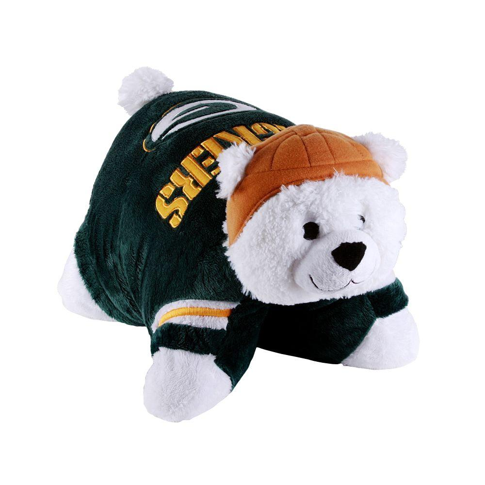 Fabrique Innovations Greenbay Packers Pillow-DISCONTINUED