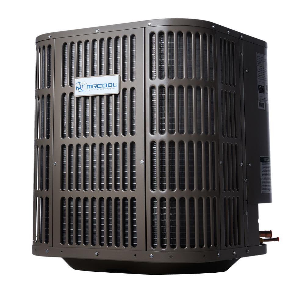 2.5 Ton 30,000 BTU 14 SEER R410A Split System Heat Pump Condenser