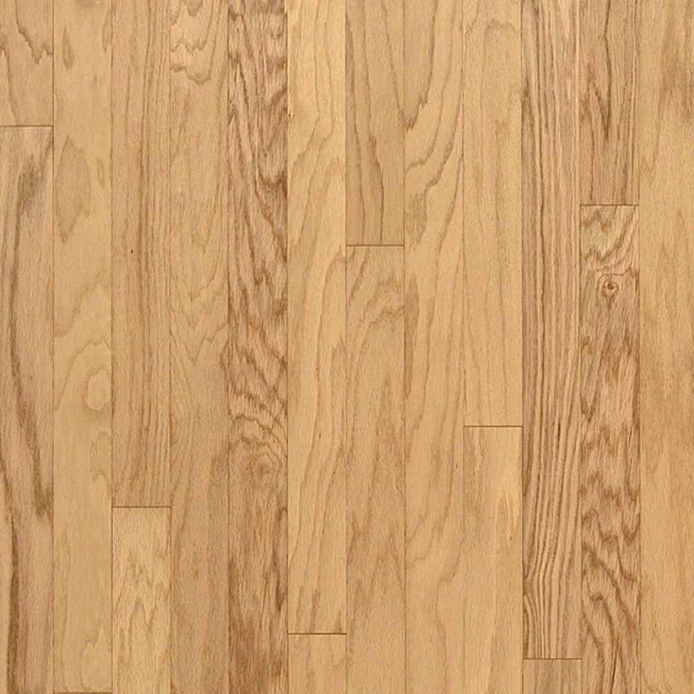 Bruce Town Hall Oak Natural 3/8 in. Thick x 5 in. Wide x Random Length Engineered Hardwood Flooring (30 sq. ft. / case)
