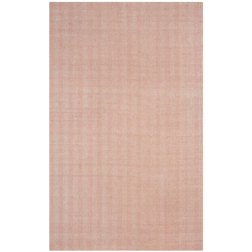 Marbella Red 5 ft. x 8 ft. Area Rug