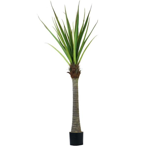72 in. H Real touch agave
