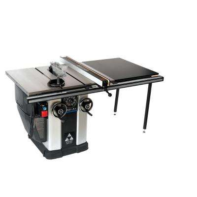 12.5 Amp 3HP 10 in. Unisaw Table Saw with 36 in. Biesemeyer Fence System