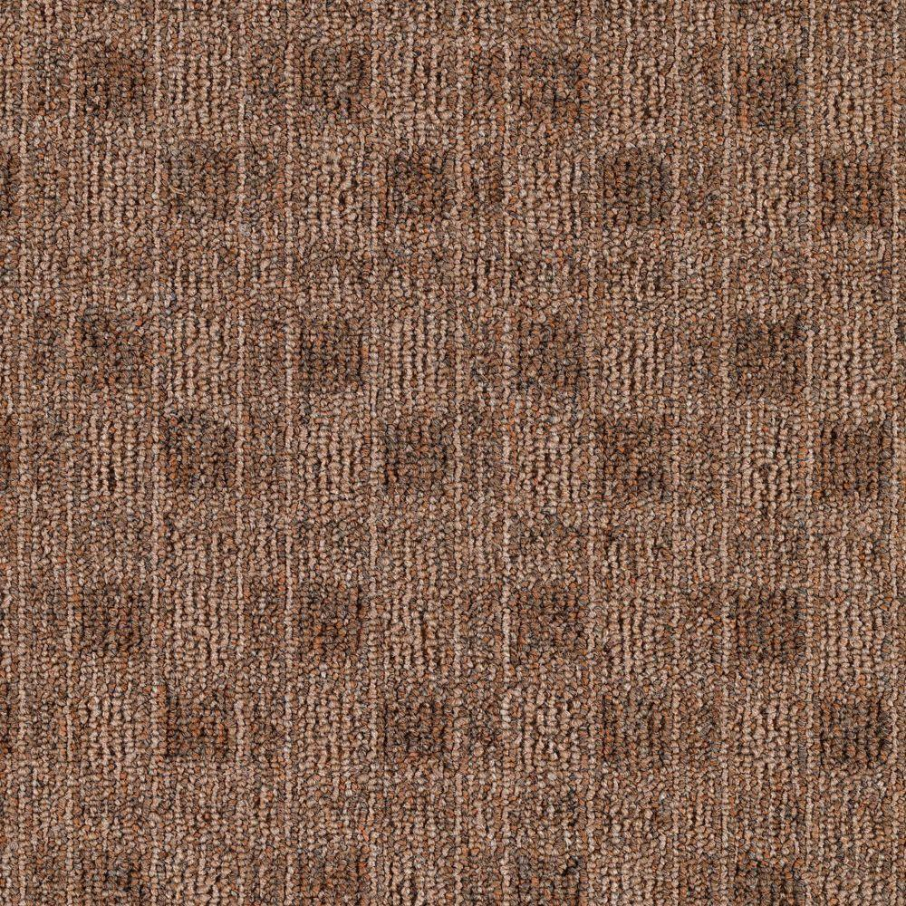 TrafficMASTER Cross Functional - Color Auburn Sky 12 ft. Carpet