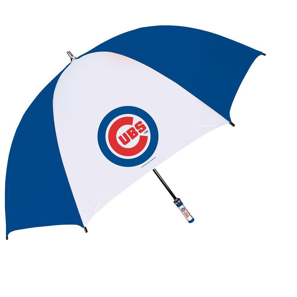 Coopersburg Sports 62 in. Cubs Golf Umbrella