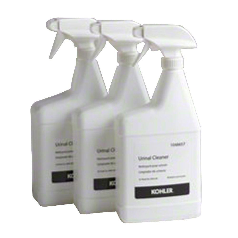 Waterless Toilet Chemical 1 l Urinal Cleaner (3-Pack)