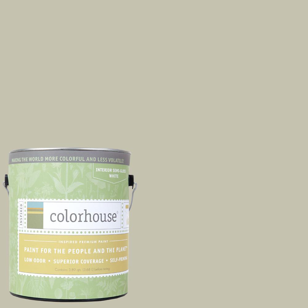 1 gal. Nourish .02 Semi-Gloss Interior Paint