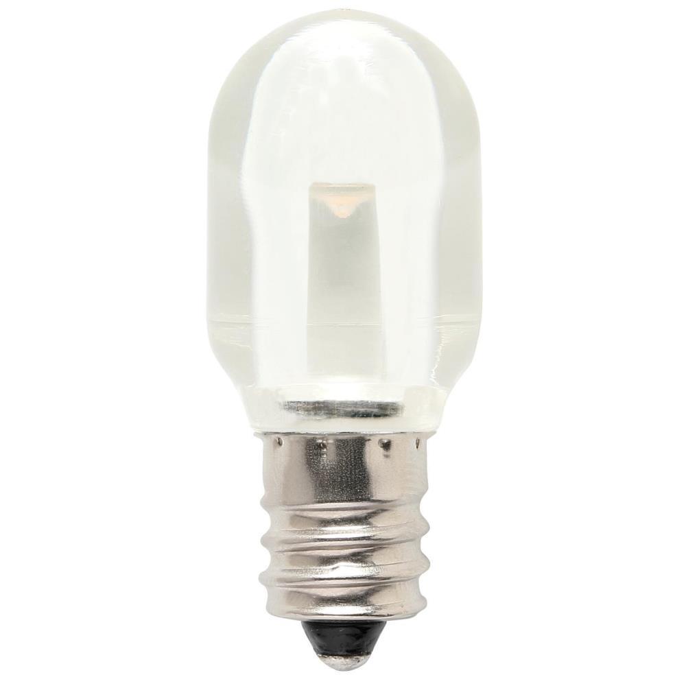 E12 Led Walmart: Westinghouse 6W Equivalent S6 LED Light Bulb Clear-3511700