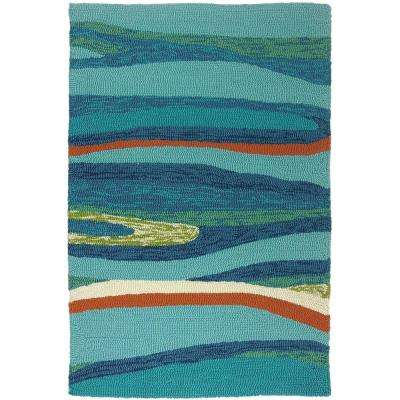 Indoor/Outdoor Area Rug  sc 1 st  Home Depot & Homefires - 3.0 - High Pile - Outdoor Rugs - Rugs - The Home Depot