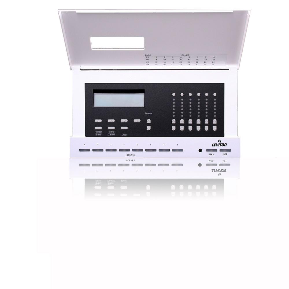 Dimensions D4106 Lighting Controller for Luma-Net System, 6 Control Channels, 6