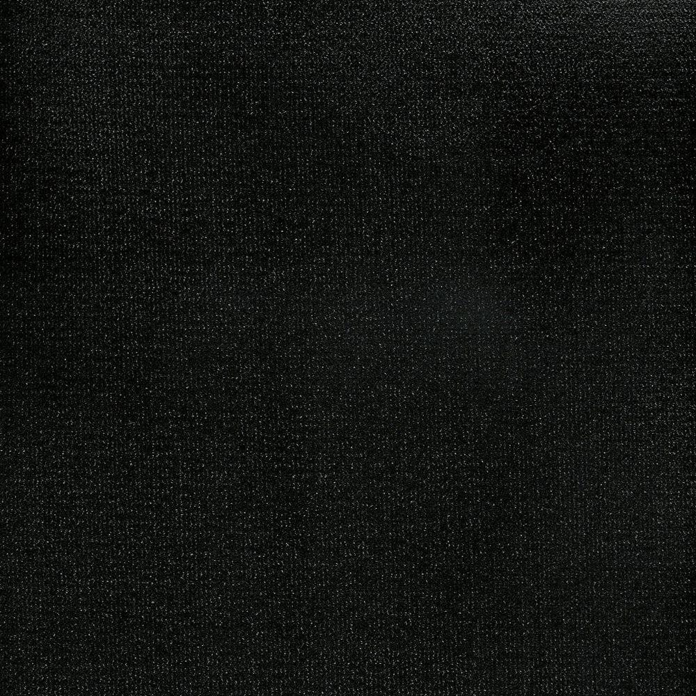Premium Grip Black Shelf Liner Set Of 6