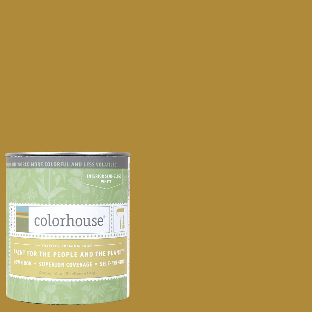 1 qt. Grain .07 Semi-Gloss Interior Paint
