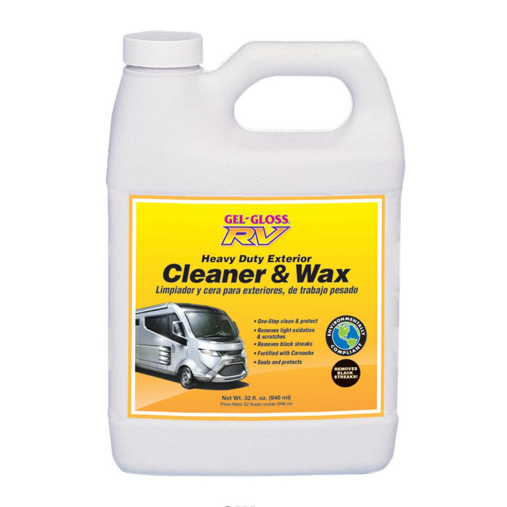 Gel Gloss RV Cleaner Wax