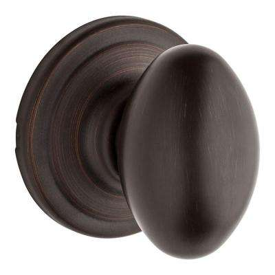 Laurel Venetian Bronze Hall/Closet Knob