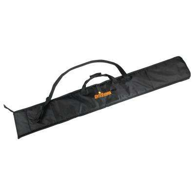 9.25 in. Track Canvas Storage Tool Bag