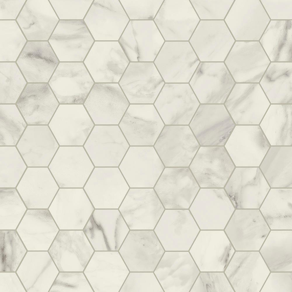 CushionStep Better with Diamond 10 Tech. 12 ft. Width x Custom Length Marble Classic Onyx Residential Vinyl Sheet Floor
